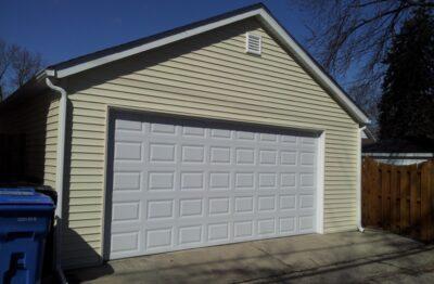 Garage Construction Services Hammon